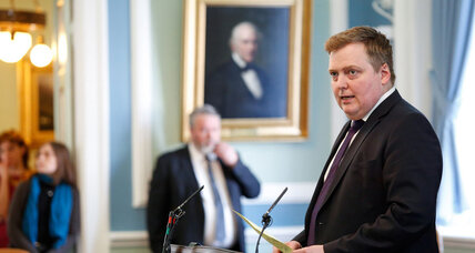 Panama Papers: How Iceland's leader became the leaks' first casualty (+video)