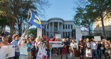 Mississippi passes sweeping religious freedom law