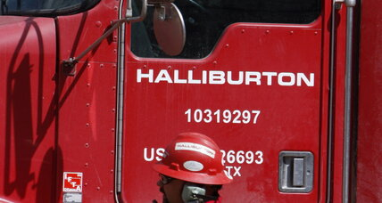 Justice Department files suit to block Halliburton-Baker Hughes merger, preserve competition