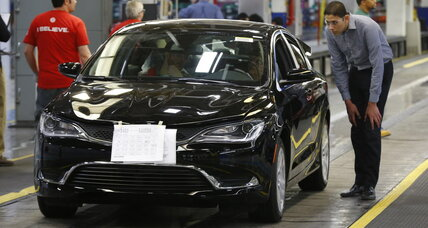 Fiat Chrysler to lay off 1,300 workers
