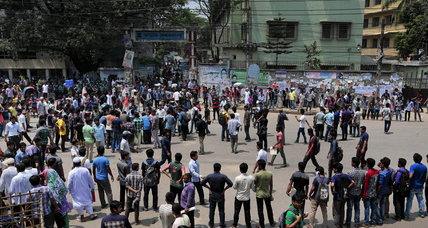 Bangladeshi student activist hacked to death, latest in a growing trend