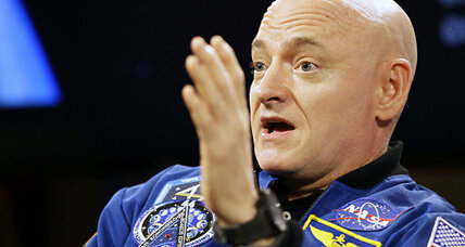 Scott Kelly to chronicle groundbreaking space station mission in new book