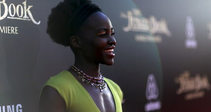 'The Jungle Book' actress Lupita Nyong'o: 'I channeled my own mother, who is fierce and unwavering'