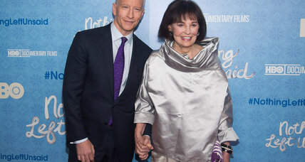 'Nothing Left Unsaid' delves into Anderson Cooper's relationship with mother Gloria Vanderbilt