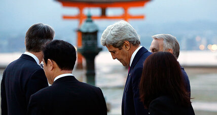 Sec. Kerry set to visit Hiroshima, but no apologies for atomic bomb
