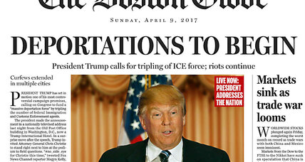 Boston Globe satire: More likely to hurt or help Trump?