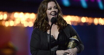 MTV Movie Awards: Melissa McCarthy's win a first for women (+video)