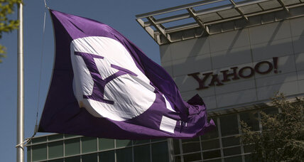 What could a Daily Mail purchase of Yahoo mean?