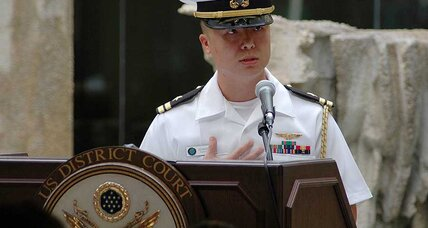 US Naval Officer with 'secret' clearance held on espionage charges