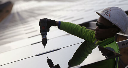 Powered by rain? How all-weather solar panels work