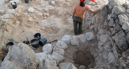 Oldest glass factory in Israel dates to 4th century AD