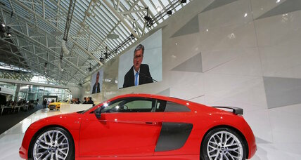 2017 Audi R8 V10 Plus: Lap Daytona with a 360-degree view