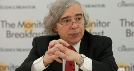Watch live: The impact of COP21 with Ernest Moniz
