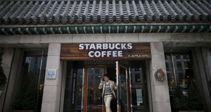 Will Chinese tea drinkers buy coffee? Starbucks is counting on it.