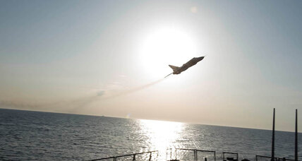 US says Russian planes buzzed Navy ship in Baltic Sea
