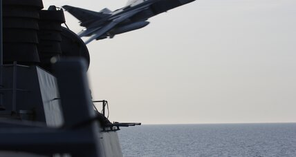 Russian jets buzz US ship: Why the White House says it's a big deal (+video)