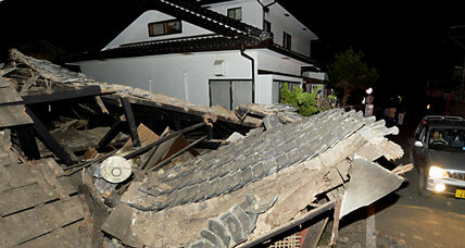 Earthquake hits Japan: Was there an early warning? (+video)