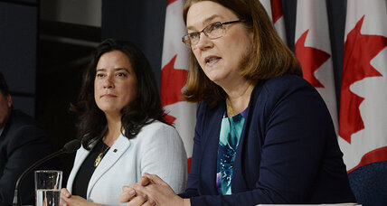 Canadian lawmakers divided on assisted suicide
