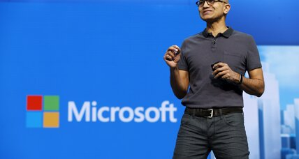 Microsoft follows Apple, sues federal government