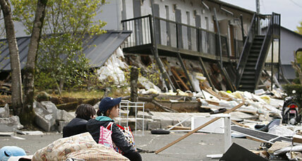 Two major earthquakes rock Japan; rescue efforts underway