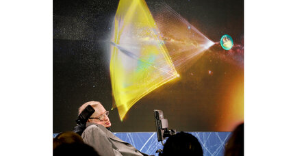 Why Stephen Hawking's robot mission to Alpha Centauri may face obstacles