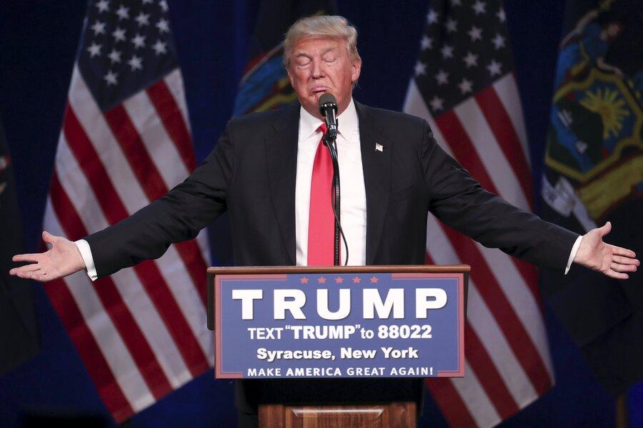 Is Trump scaring the kids? How teachers handle election rhetoric.