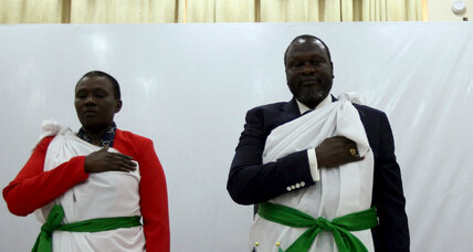 South Sudan: major tests lie ahead as warring leaders move to reunite