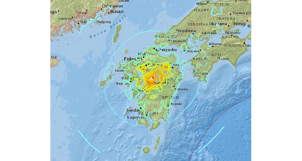 Why do so many earthquakes strike Japan?