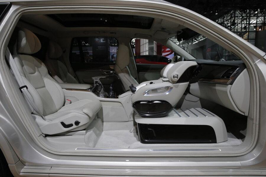Volvo XC90 vs. BMW X5: compare cars - CSMonitor.com