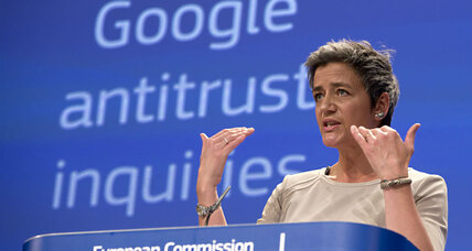 Why is Google facing European antitrust investigation?