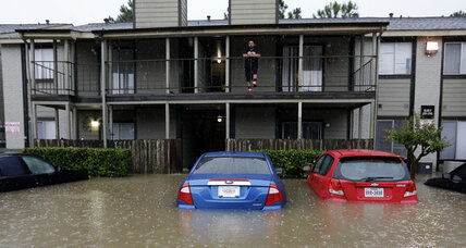 Flash floods in Texas: Why do massive downpours impact Houston?