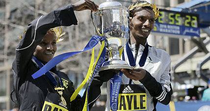 Boston Marathon: Why do the Ethiopians keep winning? (+video)