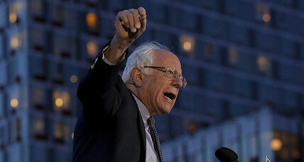 Sanders says Clinton violated campaign spending laws (+video)