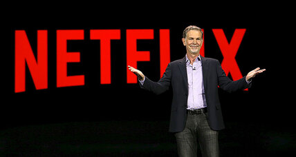 Despite more original fare, Netflix shares drop on sluggish subscriber growth (+video)