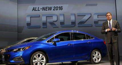 2016 Chevy Cruze: Gasoline version's MPG beats even last year's Eco model