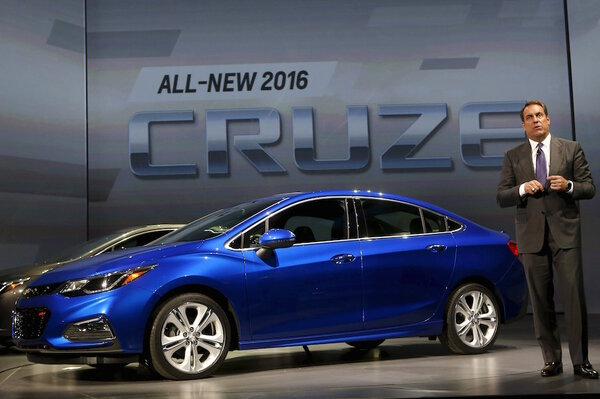 2016 chevy cruze gasoline version 39 s mpg beats even last. Black Bedroom Furniture Sets. Home Design Ideas