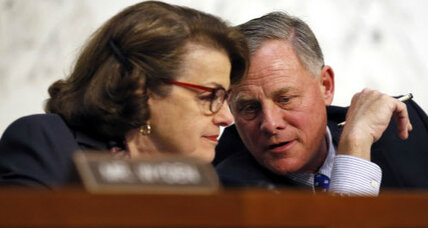 Opinion: Burr-Feinstein antiencryption bill a firing offense