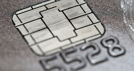 Chip-enabled cards prompt decline in counterfeit charges, Visa says