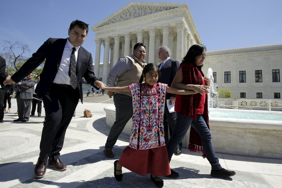 The big, overlooked question in Supreme Court immigration case