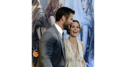 'The Huntsman,' a 'Snow White' prequel, stars a pricey cast