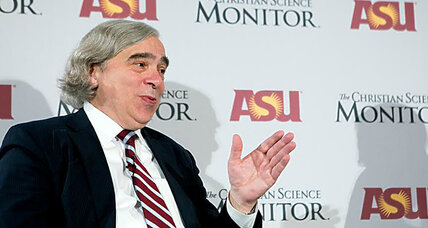 Climate deal to be signed amid 'faster' global progress, Moniz says