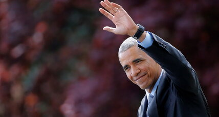 What's in President Obama's 2015 income tax return?