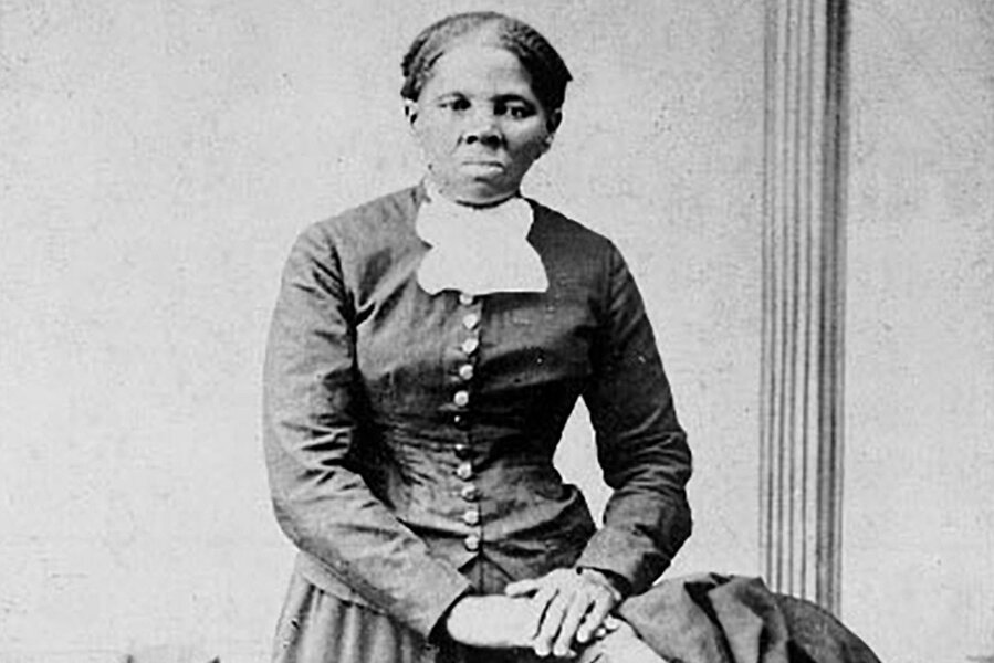 Harriet Tubman To Grace 20 What That Says About America