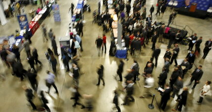 Jobless claims fall to four-decade low. Again.