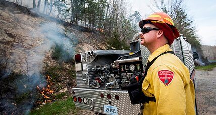 Forest managers kick prevention into early gear ahead of wildfire season
