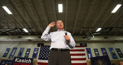 John Kasich: Tell us your tax ideas