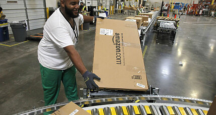 Is Amazon same-day delivery service racist?