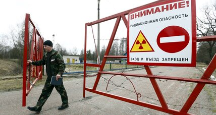 Chernobyl will be unhabitable for at least 3,000 years, say nuclear experts (+video)