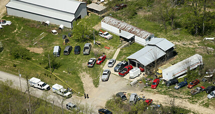 Marijuana 'operations' found at locations of eight Ohio murders (+video)