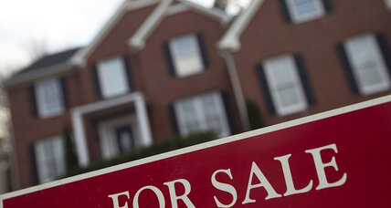 Amid strengthening economy, home sales fall short